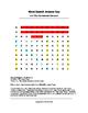 Civil War Confederate Generals Word Search (Grades 4-5)