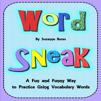 Word Sneak: Vocabulary in Conversation Game