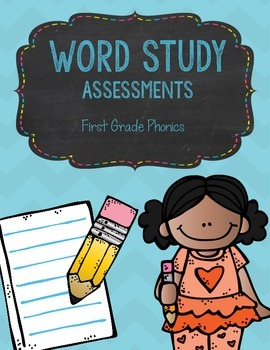 Spelling Tests - First Grade