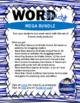 Word Study Mega Bundle