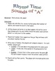 Word Study Unit Materials - Feature F Sorts, Within Word Stage