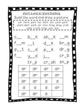 Word Their Way Letter Name Alphabetic sort 49