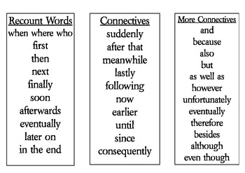 Word Tower - Recount