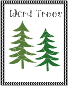 Word Trees Examples--Free download!