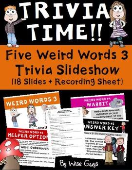 Word Trivia 3