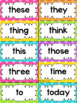 Word Wall {Polka Dot Classroom Decor Theme}