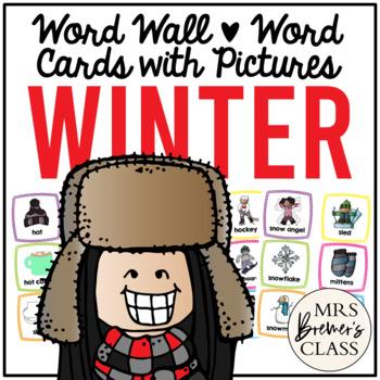Word Wall {Winter}