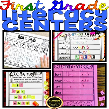 Word Wall Activities and Centers and Scrambled Word Activi