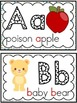 Word Wall Alphabet Headers: Fairy Tale Theme