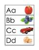 Word Wall Anchors - Word Wall Headers