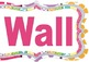 Word Wall Banner includes ALL alphabets (FREEBIE)