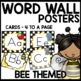 Word Wall Bee Themed