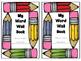 Word Wall Book (Editable)