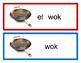 Word Wall Example - Spanish & English