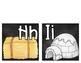 """Word Wall Headers 5x5"""""""