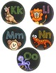 Word Wall Headers - Animal or Safari Theme!