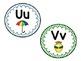 Word Wall Headers (Polka Dot)
