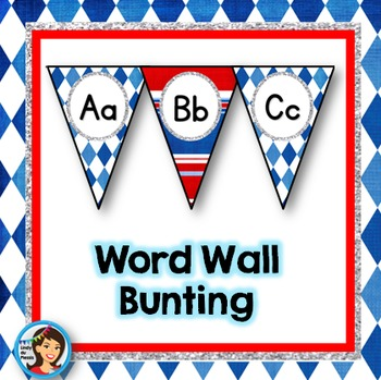 Word Wall Headers (liberty)