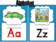 Word Wall Letters ~ Alphabet Cards ~ Lots O' Labels