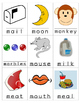 Word Wall Mini Cards M to Z Set