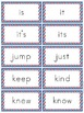 Word Wall Pack - Stars and Stripes Theme {Red, White, and Blue}