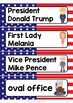Word Wall - President's Day Words {36 words} FREE