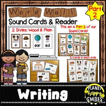 Word Wall Sound Card Bundle ~ Part 2