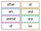 Word Wall Words (Grade 1) Complete Package [Headings & Wor