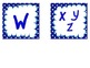 Word Wall/Classroom Alphabet