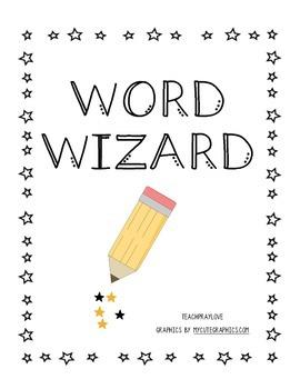 Word Wizard ELA & Grammar Practice #1