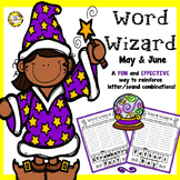 Word Wizard (May/June)