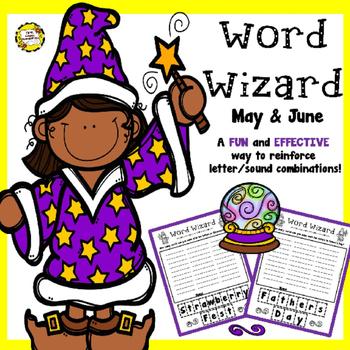 Word Wizard (May/June)