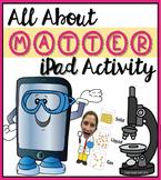 iPad Matter Activity