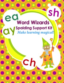 Spalding & Phonics Support Kit: Word Wizards