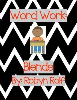 Word Work: Blends