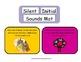 Word Work Word Association & Sort Initial Silent Sounds /n