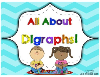 Digraph Pack- No Prep!