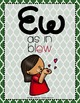 Word Work - EY-OO (moon) Diphthong Sort Center {ABC Order,