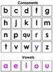 Word Work Folders