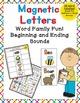 Word Work MEGA Bundle ~ 25 Word Families ~ Magnetic Letter