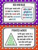 Word Work Centers for Any Words
