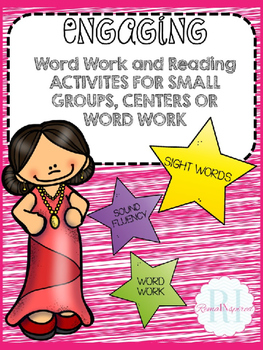 Word Work and Reading Activities
