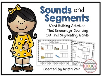 Word Work and Sound Blending, and Letter Sounds