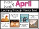 Word Work of April {Learning Through Mentor Text}