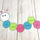Word-a-pilllar (Sight Word Caterpillar)