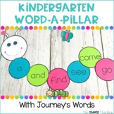 Word-a-pilllar (Sight Word Caterpillar)