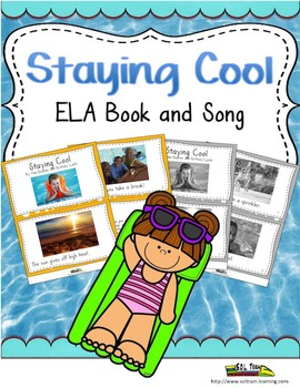 Word of the Day August Weather ELA Book and Song