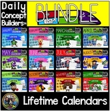 Word of the Day Calendar Bundle