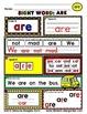 WordPlay: ARE (Sight Word activities)