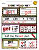 WordPlay: GET (Sight Word activities)